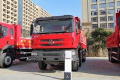 东风柳汽 乘龙M5 320马力 8X4 6.8米自卸车(LZ3317M5FA) 卡车图片