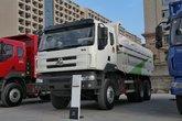 东风柳汽 乘龙M5 310马力 6X4 5.6米自卸车(LZ3258M5DA)