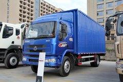 东风柳汽 乘龙M3中卡 160马力 4X2 6.8米厢式载货车(LZ5121XXYRAPA) 卡车图片