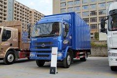 东风柳汽 乘龙M3中卡 140马力 4X2 6.2米厢式载货车(LZ5121XXYRAPA) 卡车图片