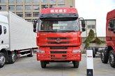 东风柳汽 乘龙M5 245马力 6X2 9.6米仓栅式载货车(LZ5250CCYM5CB)