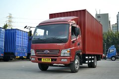 开瑞 绿卡C 110马力 3.8米排半厢式轻卡(SQR5040XXYH30D) 卡车图片