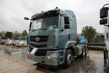 华菱 汉马H9重卡 460马力 6X4牵引车(速比3.42)(HN4250A46C4M5)