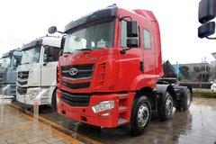 华菱 汉马重卡 345马力 6X2牵引车(HN4252A31B5M4) 卡车图片