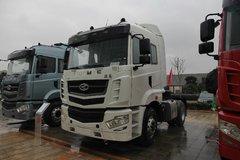 华菱 汉马重卡 345马力 4X2牵引车(HN4182A31C4M4) 卡车图片