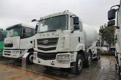华菱汉马 375马力 8X4 混凝土搅拌车(安徽星马牌)