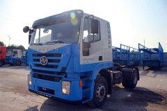 上汽红岩 杰狮M100重卡 290马力 4X2牵引车(CQ4185HMG361) 卡车图片