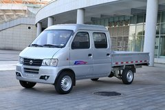东风 俊风 1.1L 61马力 汽油 2.1米双排栏板微卡(DFA1025H12QA) 卡车图片
