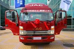 江淮帅铃 威司达W530中卡 160马力 4X2 6.75米栏板载货车(底盘)(HFC1162P70K1E1) 卡车图片