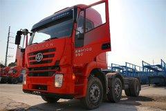 上汽红岩 杰狮M100重卡 290马力 6X2牵引车(CQ4255HTG273C) 卡车图片