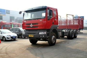 东风柳汽 乘龙M5 336马力 6X4自卸车底盘 (LZ3250M5DA)