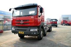 东风柳汽 乘龙M5 300马力 8X4自卸车底盘(LZ3315QEHA)