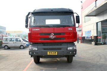 东风柳汽 霸龙M5 350马力 8X4 7.6米自卸车底盘(LZ3310QEHA)