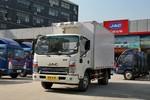 江淮 新帅铃H330 141马力 4X2 4米单排冷藏车(HFC5043XLCP71K1C2V)