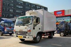 江淮 帅铃H330 141马力 4X2 单排冷藏车(HFC5043XLCP71K1C2V)