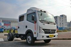 东风 凯普特N280 130马力 3350轴距双排轻卡底盘(EQ1040DJ9BDD) 卡车图片