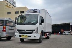 东风 凯普特K6-N 150马力 4.2米单排冷藏车(EQ5041XLC8BDBAC)