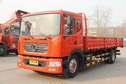 东风 多利卡D9中卡 170马力 4X2 6.2米排半栏板载货车(EQ1160L9BDF)
