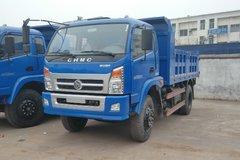 四川现代 新鸿运 140马力 4米自卸车 卡车图片