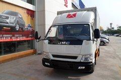 江铃 新凯运 109马力 4米单排厢式轻卡(宽体)(JX5048XXYXG2) 卡车图片