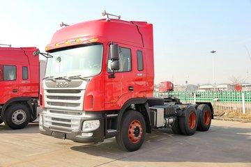 江淮 格尔发A5W重卡 480马力 6X4牵引车(超高顶)(HFC4251P12K7E33S2V)
