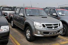 福田 萨普V 标准版 2.3L柴油 103马力 两驱 双排皮卡 卡车图片