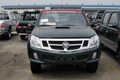 福田 萨普V 标准版 2.0L柴油 129马力 两驱 双排皮卡 卡车图片