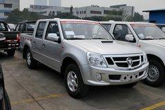 福田 萨普V 标准版 2.8L柴油 95马力 两驱 双排皮卡