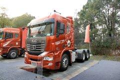 联合卡车 U480重卡 2015款 旗舰版 480马力 6X4牵引车(SQR4251D6ZT4-6) 卡车图片