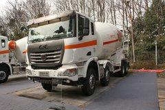 联合卡车U380 380马力 8X4 混凝土搅拌车(SQR5311GJBD6T6-2)