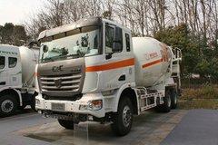 联合卡车U340 340马力 6X4 混凝土搅拌车(SQR5251GJBD6T4-2)