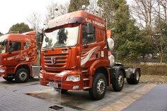 联合卡车 V340重卡 2015款 340马力 6X2 LNG牵引车(SQR4252N6ZT2-3) 卡车图片