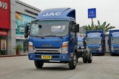 江淮 帅铃H380 160马力 单排轻卡底盘(HFC1056P71K1C6V) 卡车图片