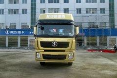陕汽康明斯 德龙X3000 420马力 6X4牵引车(SX42564T324) 卡车图片