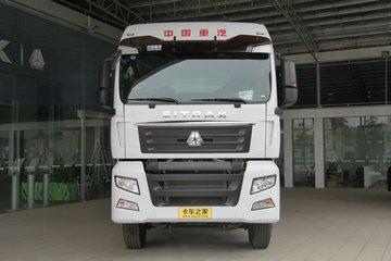 中国重汽 汕德卡SITRAK C7H重卡 440马力 6X4牵引车(ZZ4256V324HE1W)