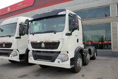 中国重汽 HOWO T5G重卡 340马力 6X2牵引车(ZZ4257N25CGD1) 卡车图片