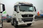 中国重汽 HOWO T5G重卡 340马力 8X4载货车底盘(ZZ1317N466GD1)