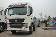 中国重汽 HOWO T5G重卡 280马力 6X2载货车底盘(10挡)(ZZ1257M56CGE1)图片