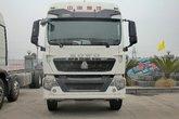 中国重汽 HOWO T5G重卡 280马力 6X2 7.8米栏板载货车(ZZ1257M56CGE1)