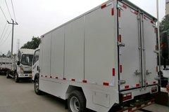 重汽王牌 7系 75马力 4.15米单排厢式轻卡(电动车)(CDW5070XXYH1PEV)