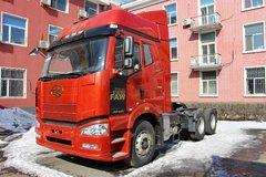 一汽解放 J6P重卡 领航版 420马力 6X4牵引车(CA4250P66K24T1A1E4) 卡车图片