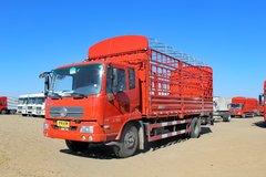 东风商用车 天锦中卡 160马力 4X2 6.8米仓栅式载货车(DFL5140CCYBX18A) 卡车图片