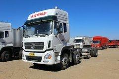 东风商用车 天龙重卡 245马力 6X2 9.6米厢式载货车底盘(DFL5253XXYAX1B) 卡车图片