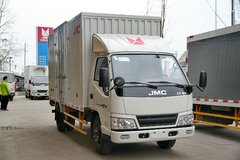 江铃 新顺达 109马力 3.7米单排厢式轻卡(JX5044XXYXCD2) 卡车图片