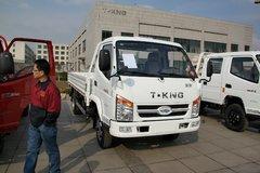 唐骏欧铃 欧冠 旗舰版 88马力 4.23米单排栏板轻卡(ZB1043LDD6F) 卡车图片