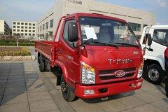 唐骏欧铃 欧冠 旗舰版 112马力 汽油/CNG 4.15米单排栏板轻卡(ZB1030LDD6F) 卡车图片