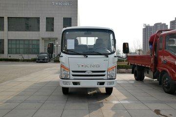 唐骏欧铃 T1系列 88马力 4.2米单排栏板轻卡(ZB1040KDD6F)