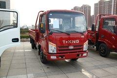 唐骏欧铃 T1系列 112马力 4X2 汽油/CNG 3.8米排半栏板微卡(ZB1030KPD6F) 卡车图片
