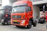 东风商用车 天龙重卡 315马力 8X4 9.6米载货车(DFL1311A10)