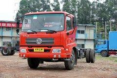 东风商用车 天锦中卡 160马力 4X2 7.5米厢式载货车底盘(DFL5140XXYBX2A) 卡车图片